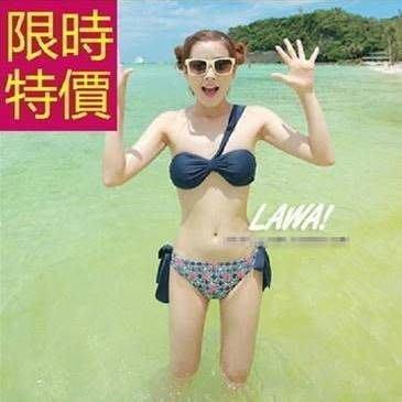 泳衣比基尼二件式清涼簡單-性感正韓亮麗沙灘必備女泳裝54g159 [正韓進口][米蘭精品]