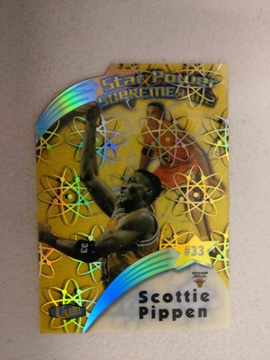 1997-98 Ultra Star Power Supreme #SPS14 Scottie Pippen