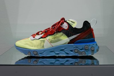UNDERCOVER x Nike React Element 87 US8.5