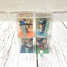 Disney 大鼻鋼牙、高飛、米奇 擺設 Chip n Dale 、Goofy 、Mickey Mouse