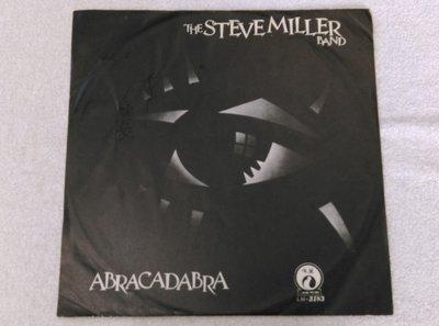 麗鳴黑膠唱片~THE STEVE MILLER BAND~ABRACADABRA.THINGS I TOLD YOU