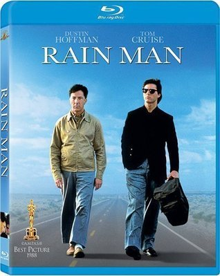 BD 全新美版【雨人】【Rain Man】Blu-ray 藍光 湯姆克魯斯