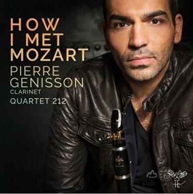 我如何遇到莫札特 / 皮耶真尼森 Pierre Genisson---AP149