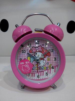 GIFT41 4165本通 三重店 SANRIO 三麗鷗 MY MELODY鬧鐘 JM-F011-MM