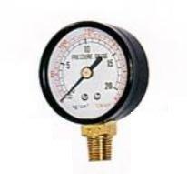 直立式壓力計、空壓表、空壓計、空壓機壓力表 40MM*1/8PT
