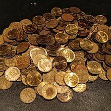 舊韓元硬幣共60078韓元 (約港幣 391元)