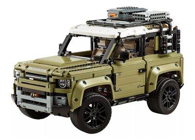 LEGO 樂高積木 TECHNIC LT42110 LAND ROVER DEFENDER