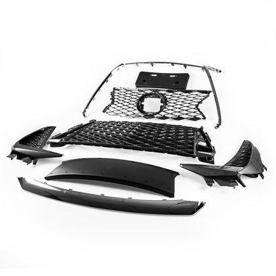 ABS水箱罩 前格柵套件8PCS LEXUS IS200t IS250 IS300 IS300h IS350用