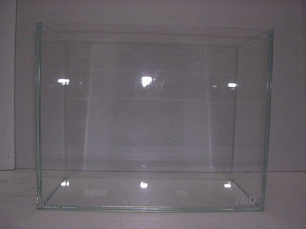 【魚缸大賣場】【各式魚缸木架電燈訂製全省配送】J&D高品質10mm120*45*45超白玻璃缸