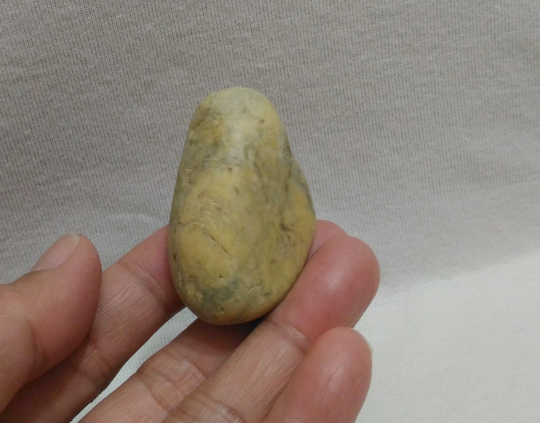 【正品和闐-181211】正宗和闐玉原石(籽料)-1