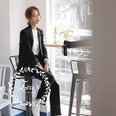 【ZEU'S】韓國春夏新款休閒西裝套裝『 02119714 』【現+預】B