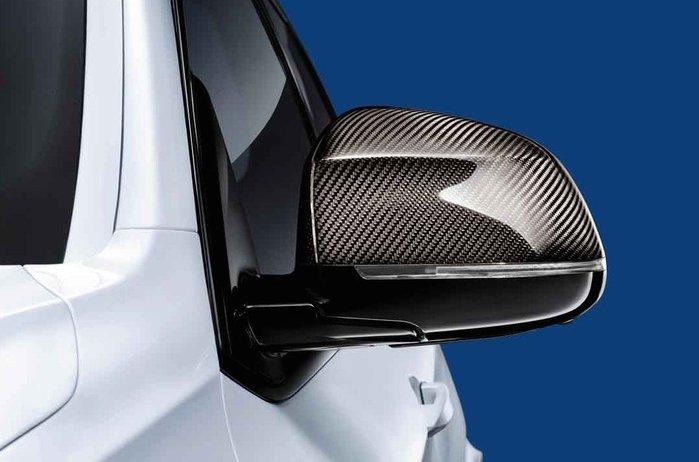 【樂駒】BMW 原廠 F15 X5 M Performance 碳纖維 carbon 後照鏡 後視鏡 輕量 改裝 套件