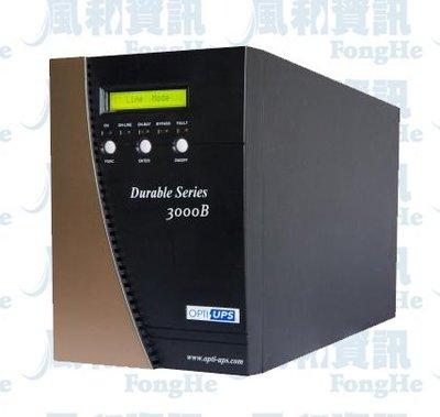 蓄源 OPTI DS3000B 在線式...