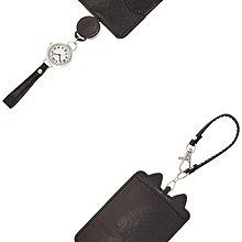 日本正版 Fieldwork LW044-1 貓咪 掛錶 懷錶 車票夾 證件夾 日本代購