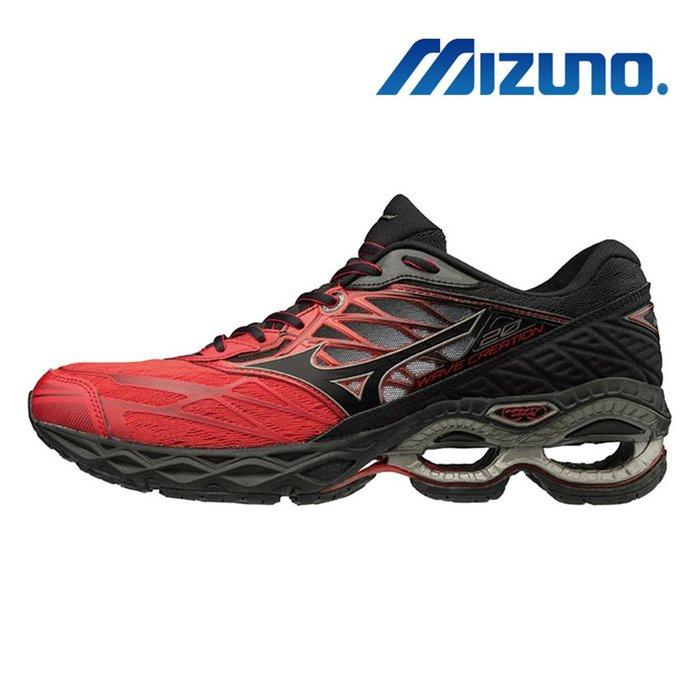 *世偉運動精品* 美津濃(MIZUNO) J1GC190110 WAVE CREATION 20 男生慢跑鞋 高級 避震