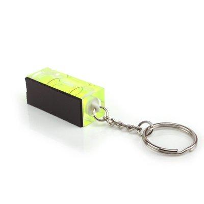 淘趣#釘子 含磁性水平泡方塊帶鏈綠水水平珠帶掛環方便攜帶相框配件安裝工具
