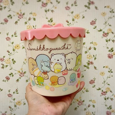 【現貨】妖精韓衣藏--日本代購---小學生最愛 JQ029角落生物桌上垃圾桶 XX0104