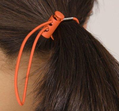 繩子 ASTUTE  小眾好物 彈力繩卡扣發繩 新穎設計頭繩  橡皮筋彈性好