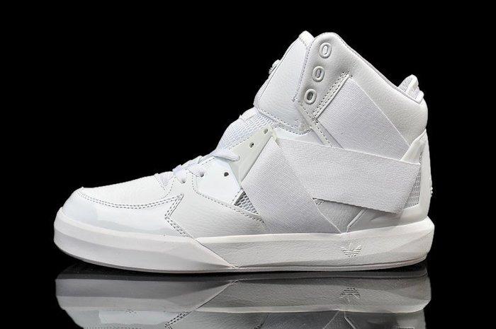 【第二件半價】Adidas Originals C-10 女款 全白配色 慢跑鞋 C75463  sz4.5 TC