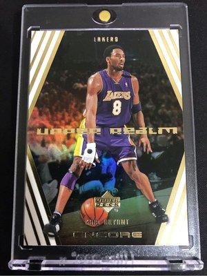 🐍2000-01 Upper Deck Encore Upper Realm #UR2 Kobe Bryant
