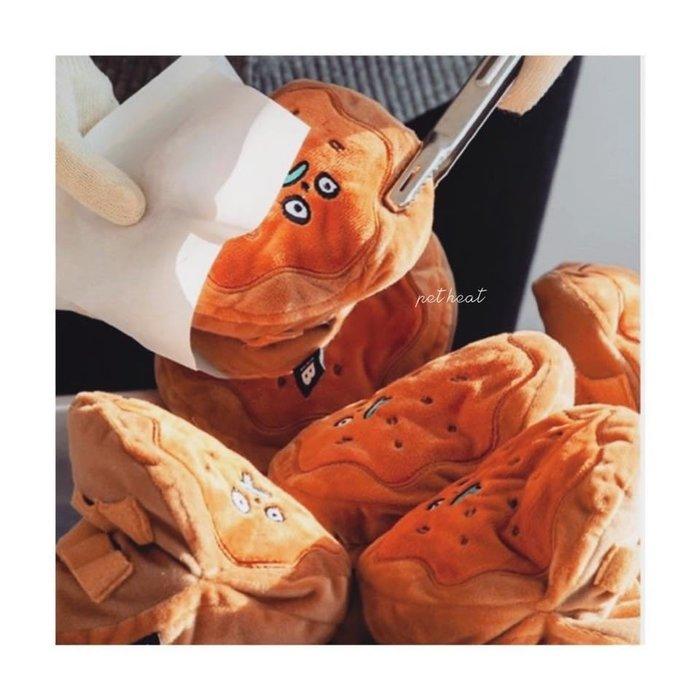 """""""pet heat"""" 甜燒餅 啾啾玩具 互動玩具 嗅聞 玩具 狗狗 貓咪 全犬型/貓型 適用"""