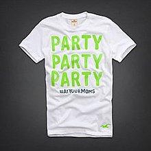 Hollister 海鷗Party款式,美國海鷗男士短袖T恤纯棉休閒T恤 【HCO全新品】