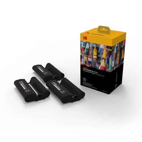 ((名揚數位)) KODAK 柯達4x6 相片紙含墨盒*120張(PHC-120) PD-450W