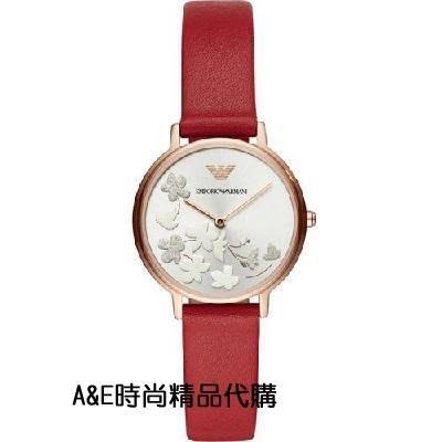 A&E精品代購EMPORIO ARMANI 阿曼尼手錶AR11114 經典義式風格簡約腕錶 手錶