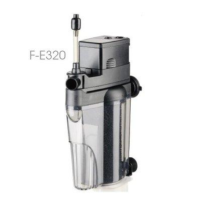 魚樂世界水族專賣店# 義大利 伊登內置過濾器 EDEN 320 400L 原廠保固三年