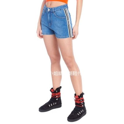 GCDS  19春夏  牛仔短褲