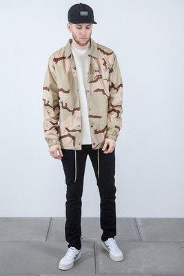☆ETW☆【一中店】STUSSY SPRING COACH JACKET 教練外套 夾克 迷彩 軍裝