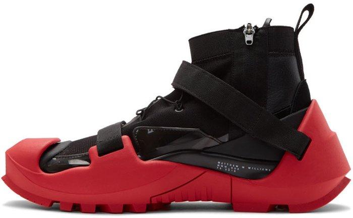 ~The Black Dan Moccani~ NIKE MMW Edition Free TR Flyknit 3男鞋