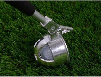 高爾夫撿球器Scooping up golf clubs撈球器 高爾夫撿球桿 撈球桿 6節桿