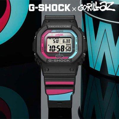 GW-B5600GZ-1 炮台山門市保用一年 信心保證 CASIO 卡西歐 G-Shock X Gorillaz Limited Edition