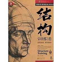 2【素描 速寫】造型基礎訓練方法叢書 素描石膏像結構訓練法(黃金典藏版)