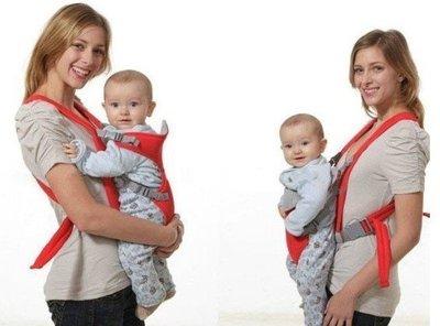 安心小鋪~F10~ 背帶 婴儿背袋 抱袋 減壓背帶雙肩前抱式背帶外出抱嬰方便攜帶 背巾 揹帶 背帶 抱巾