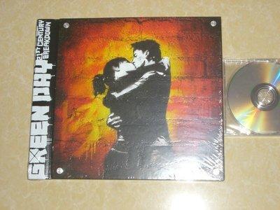 美版黑膠3LP+1CD《年輕歲月合唱團》世紀大崩解/ Green Day 21st Century Breakdown