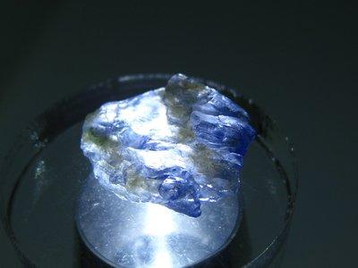 【Texture & Nobleness 低調與奢華】精品礦 原礦 標本 礦石 原石 - 堇青石 水藍寶 IOLITE