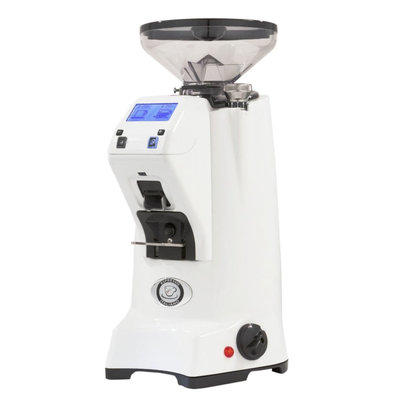 全新Eureka Zenith 65E 220V磨豆機(白) +300 克小豆倉+Blow up System (咖啡機可參考)