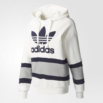 Look 鹿客 adidas originals SEOUL-女連帽上衣 BS4292