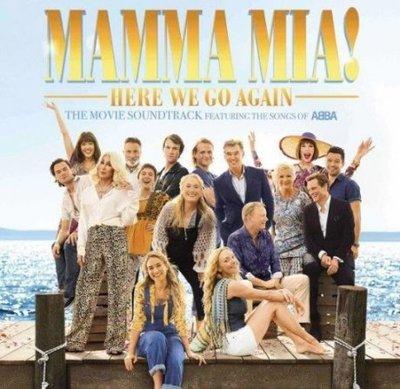 【進口版】媽媽咪呀!回來了-電影原聲帶 Mamma Mia! Here We Go Again-OST-6742623