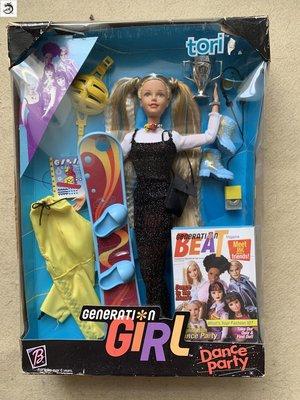 九州動漫芭比 Barbie Generation Girl Tori 1999 少女時代 女孩  現貨