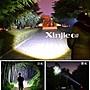 信捷【B90套】CREE XHP50 LED 強光頭燈 伸縮變焦 調焦 四核燈珠 手電筒 工作燈 登山 露營