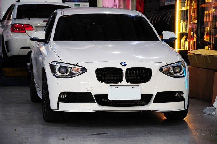 【祥登SD汽車】 For BMW F20 (前期) M-Tech 全車保桿 (前+後+左右+P前下+P後下+P側定風翼)