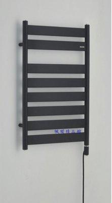 ╚楓閣☆精品衛浴╗HAMMAM LARA系列--黑色電熱毛巾桿M-C-6004-2-101-003【土耳其】
