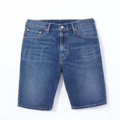 【日貨代購CITY】2016SS 日版 LEVIS 505 COOL 牛仔 短褲 湛藍 水洗 34505-0127 現貨