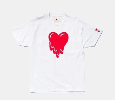 【日貨代購CITY】Emotionally Unavailable 冠希 Heart Logo 愛心 短TEE 白 預購