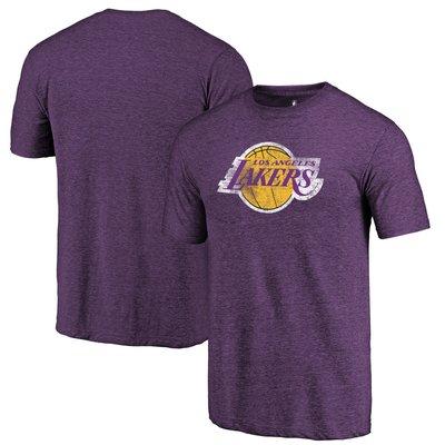 《FOS》NBA 洛杉磯 湖人隊 短T Lakers T恤 T-shirt 棉質 Lebron James 禮物 新年