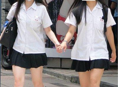 199免運╭*水手服專賣店*╯台北 靜修女中 女生夏季 制服 上衣800(全新.可選大小)