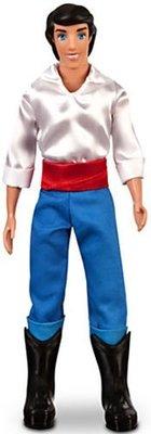 哈美族 美國迪士尼 Disney 人魚公主中的艾瑞克王子 芭比娃娃 公仔